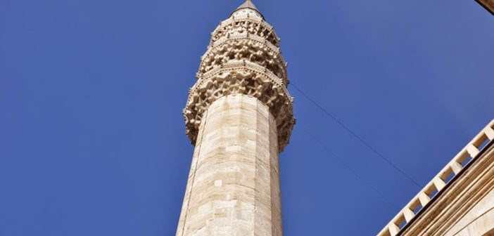 В Казахстане работает мечеть из шерсти