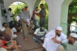 отдых мусульман